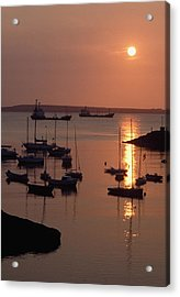 Dunmore East, Co Waterford, Ireland Acrylic Print