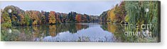 Acrylic Print featuring the photograph Durand Lake by William Norton