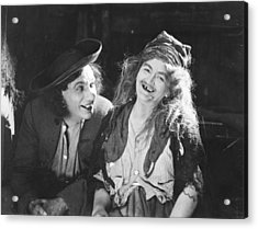 D.w. Griffith: Film, 1922 Acrylic Print by Granger