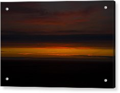 Dying Embers Acrylic Print by Paul Howarth