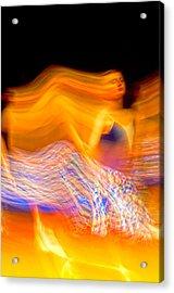 Dynamic - 2 Acrylic Print by Okan YILMAZ