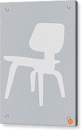 Eames Plywood Chair Acrylic Print