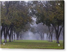 Early Hours Of Alabama Acrylic Print by Nicholas Evans