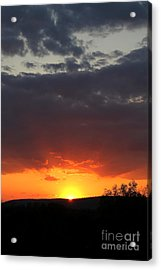 Acrylic Print featuring the photograph Early Light by Everett Houser
