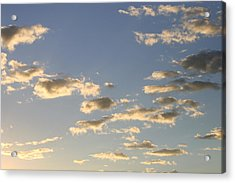 Early Morning Sunrise Acrylic Print by JL Creative  Captures