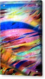 Acrylic Print featuring the photograph Earth And Sky by Carolyn Repka