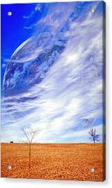Earth Day Acrylic Print