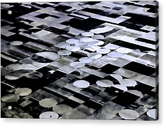 Earth Geometry2 Acrylic Print