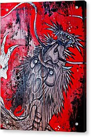 Earth Spirit Acrylic Print