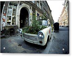 East Berlin Acrylic Print
