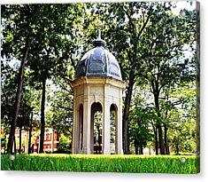East Carolina The Cupola Acrylic Print by Rob Goldberg