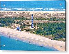 East Coast Lighthouse Acrylic Print