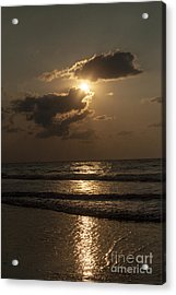 East Coast Sunrise Acrylic Print by Darleen Stry