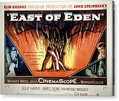 East Of Eden, James Dean, Lois Smith Acrylic Print by Everett
