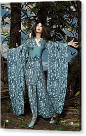 Eastern Enchantment Acrylic Print