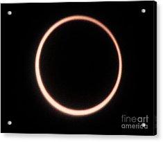 Eclipse3 2012 Acrylic Print