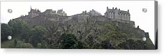 Acrylic Print featuring the photograph Edinburgh Castle by David Grant
