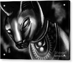 Egyptian Cat II Acrylic Print