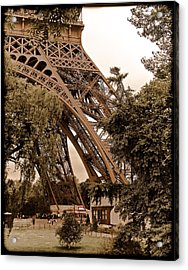 Paris, France - Eiffel Acrylic Print