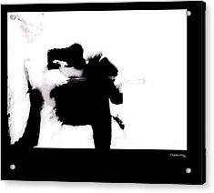 El Maestro Acrylic Print by Xoanxo Cespon