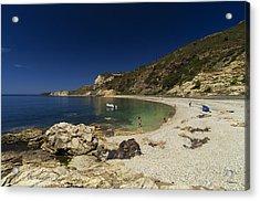 Elba Island - Solitary Beach - Spiaggia Solitaria - Ph Enrico Pelos Acrylic Print