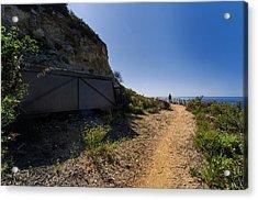 Elba Island - The Ancient Path - Il Vecchio Sentiero - Ph Enrico Pelos Acrylic Print