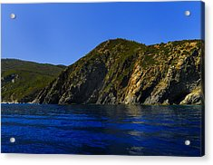 Acrylic Print featuring the photograph Elba Island - Blue And Green 2 - Blu E Verde 2 - Ph Enrico Pelos by Enrico Pelos