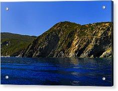 Elba Island - Blue And Green 2 - Blu E Verde 2 - Ph Enrico Pelos Acrylic Print