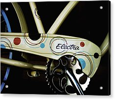Electra  Acrylic Print by Ann Powell