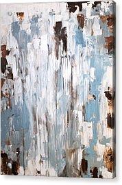Elemental  Acrylic Print by Eric Chapman