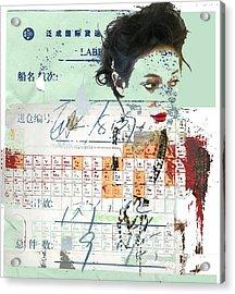 Elements Acrylic Print by Adam Kissel
