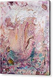 Elements Acrylic Print by Neda Laketic