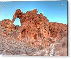 Elephant Rock Acrylic Print