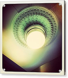 Elevator Light Acrylic Print
