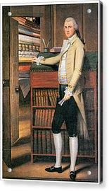 Elijah Boardman Acrylic Print by Ralph Earl