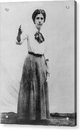 Elizabeth Gurley Flynn 1890-1964, Labor Acrylic Print by Everett