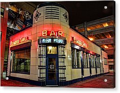 Elwood Bar And Grill Detroit Michigan Acrylic Print by Gordon Dean II