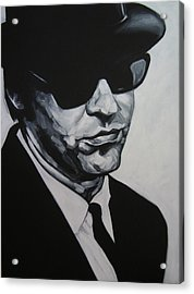 Elwood Acrylic Print by Steve Hunter