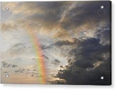 Emerging Rainbow Acrylic Print by John Lund