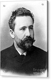Emil Kraepelin, German Psychiatrist Acrylic Print by Science Source