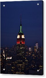 Empire State Building1 Acrylic Print
