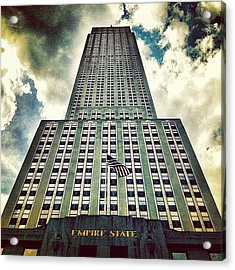 Empire State Acrylic Print