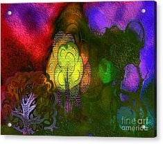 Enchanted Forest 3 Acrylic Print