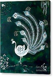 Enchanted Night Acrylic Print