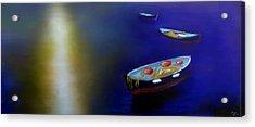 Enchanted Sea Acrylic Print