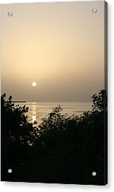 End Of The Day Acrylic Print by Jessica Jandayan