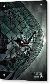Endless Waltz Acrylic Print by Yhun Suarez