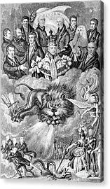 England: Reform, 1830 Acrylic Print by Granger