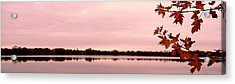 Enjoy Fall ... Acrylic Print by Juergen Weiss