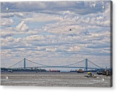 Enterprise 3 Acrylic Print by S Paul Sahm